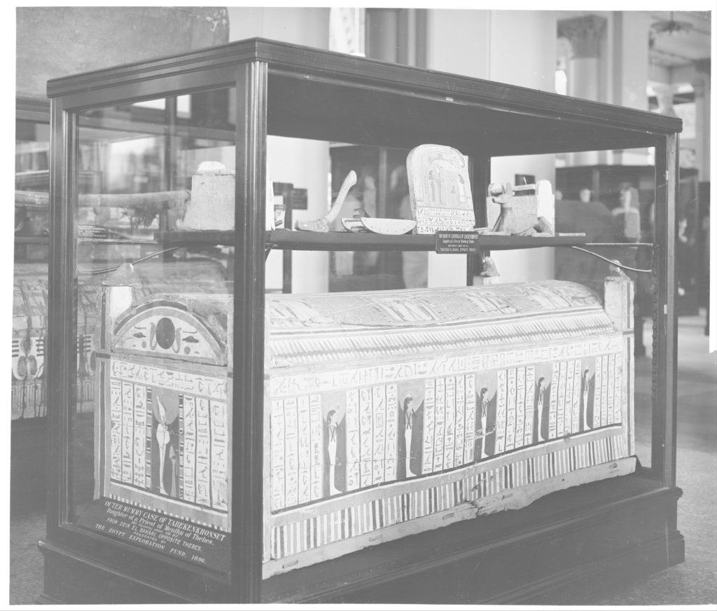 Outer Coffin of Tabakenkhonsu