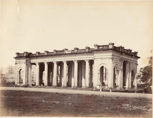 Prinsep's Ghat, Calcutta