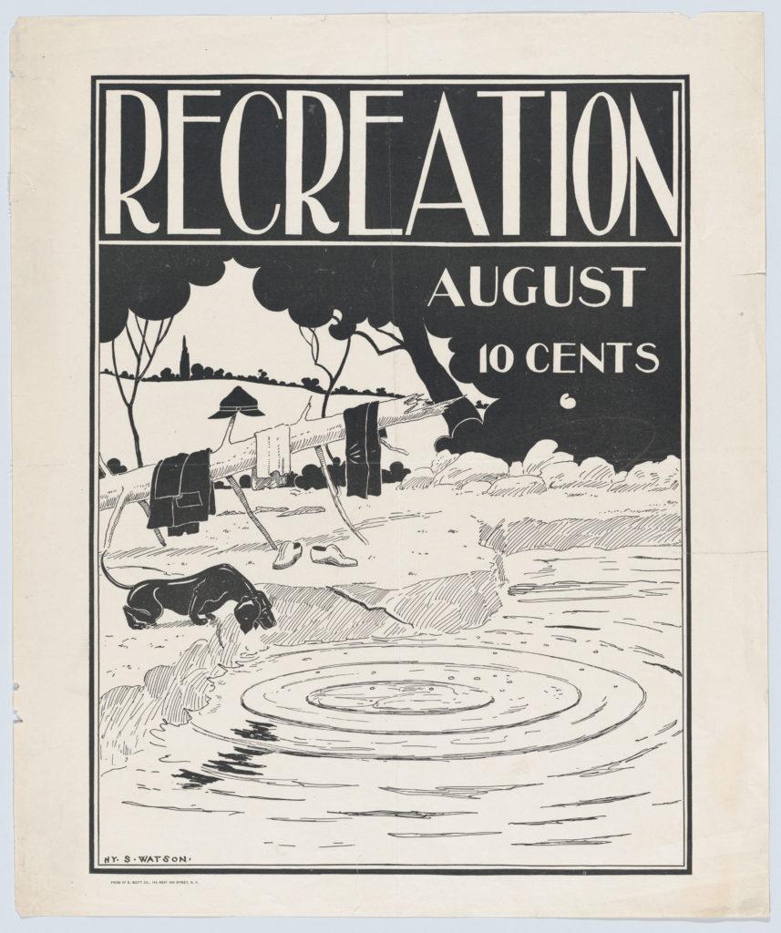 Recreation: August