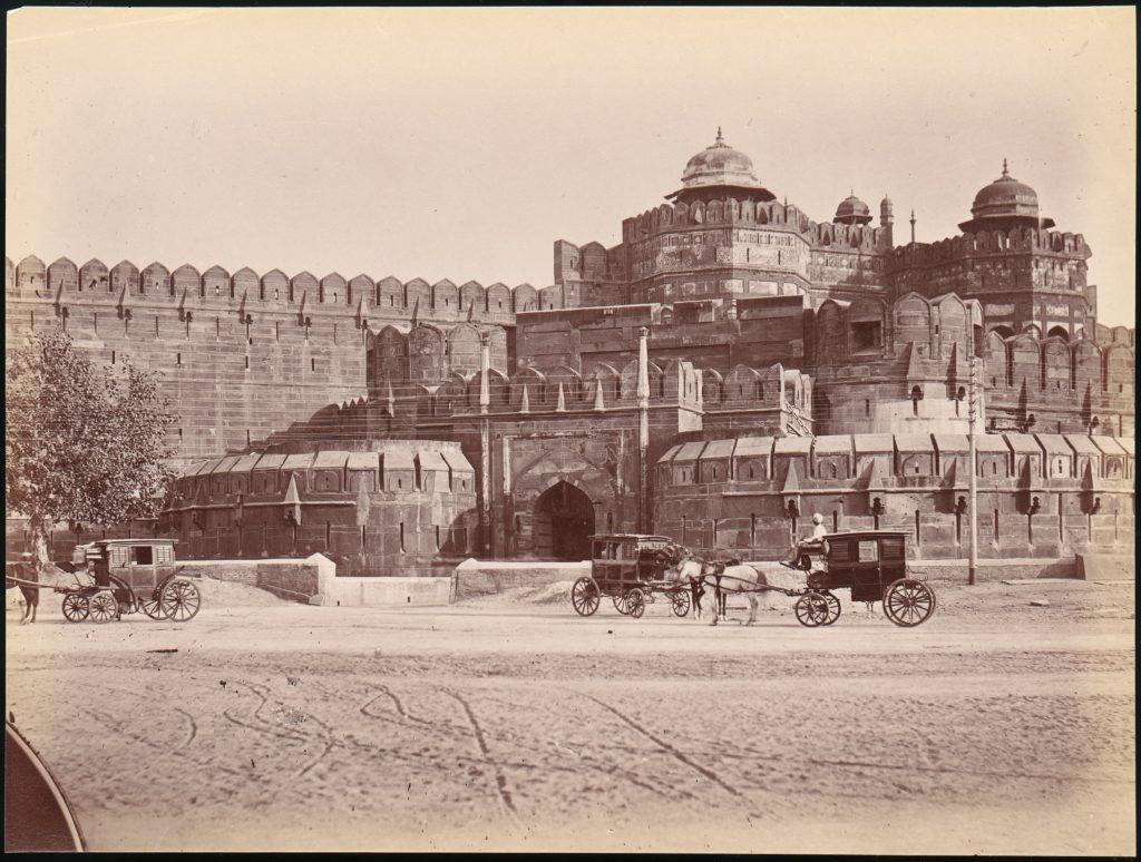 [Red Fort, Delhi, India]