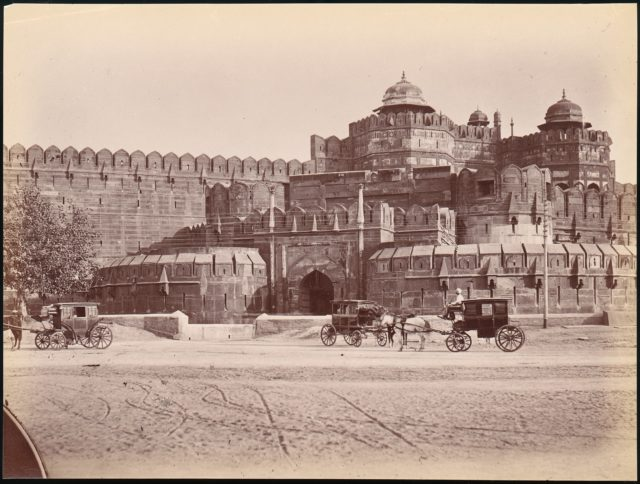 [Red Fort, Delhi, India]