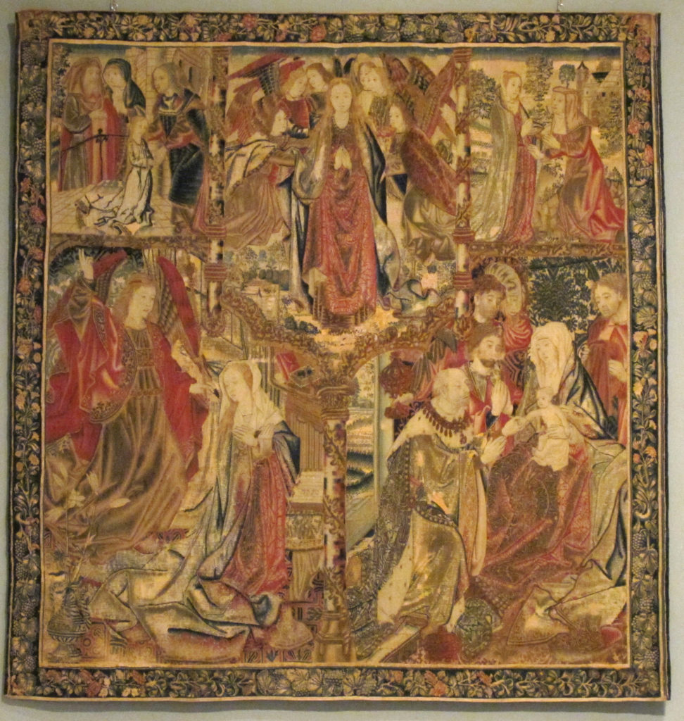 Scenes from the Life of the Virgin