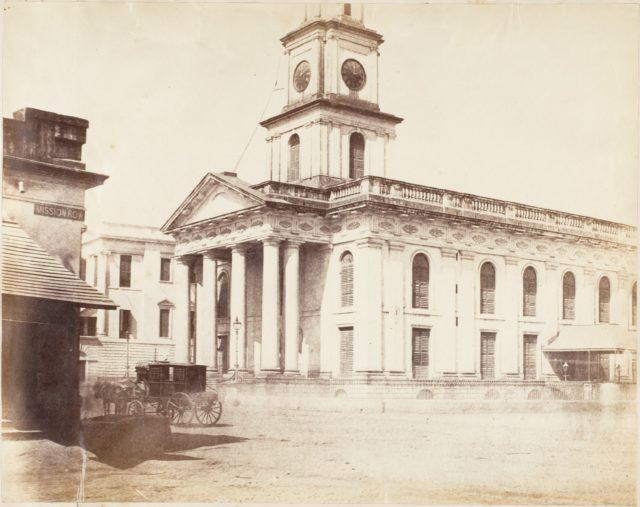 Scotch Kirk, Calcutta