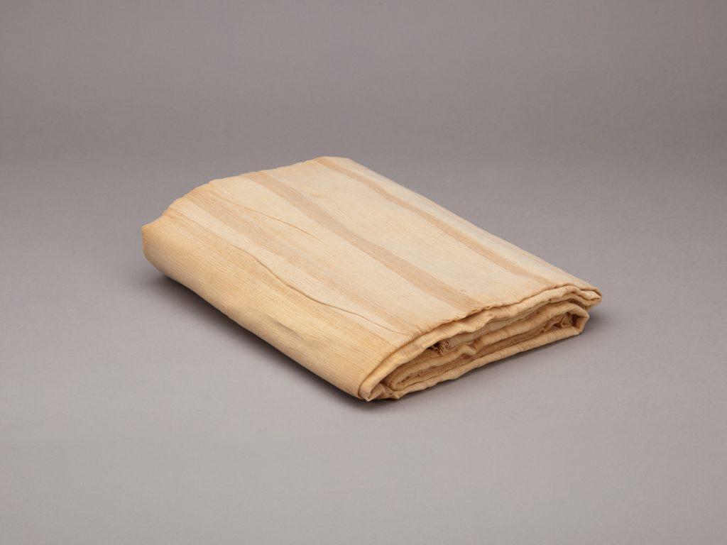 Sheet, linen mark, fine spin, close weave