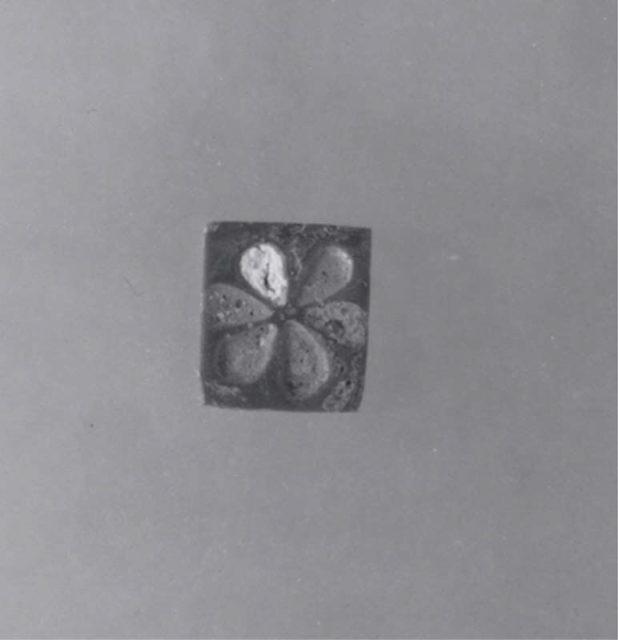 Square inlay