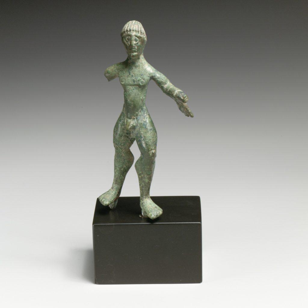 Statuette of Herakles