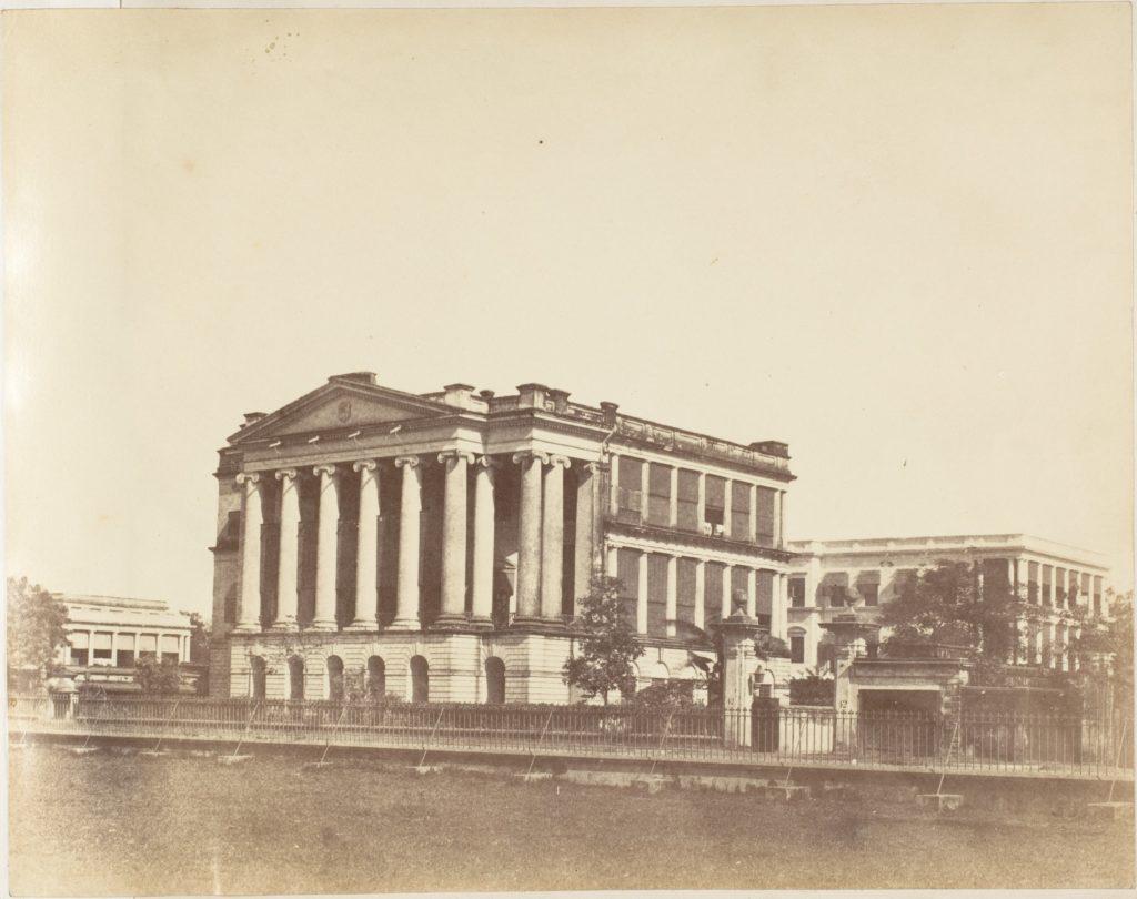 The Bishop's Palace, Calcutta