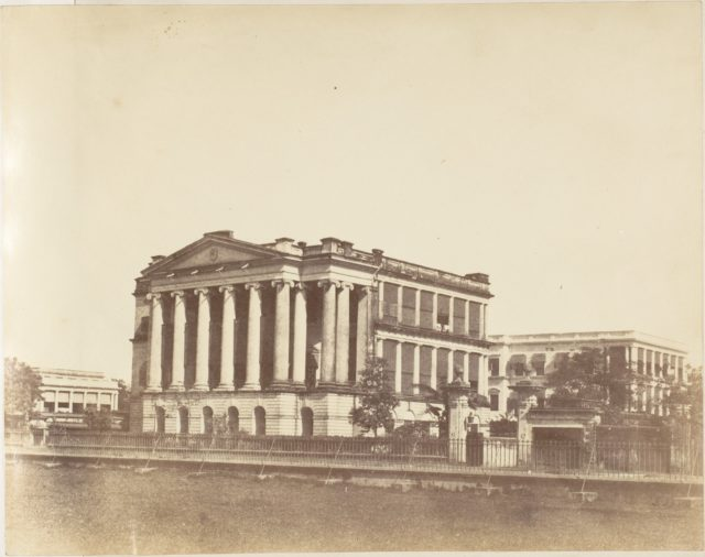 The Bishop's Palace, Calcutta