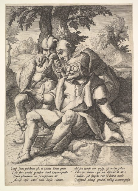 The Wisdom of Fools, from Six Proverbs
