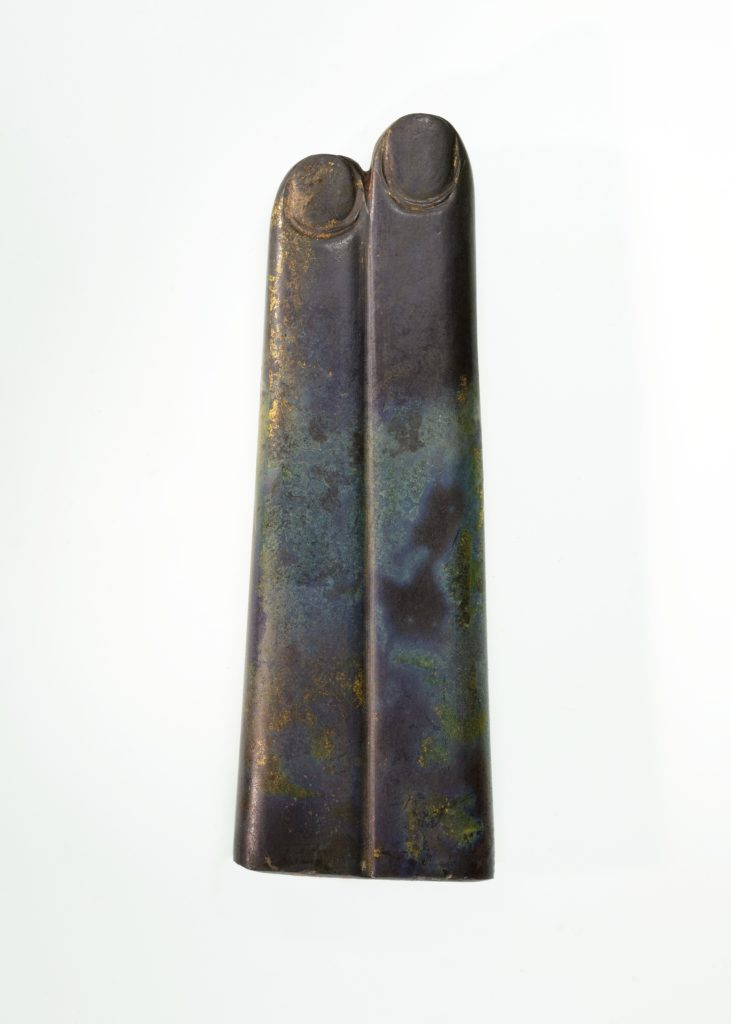 Two finger amulet