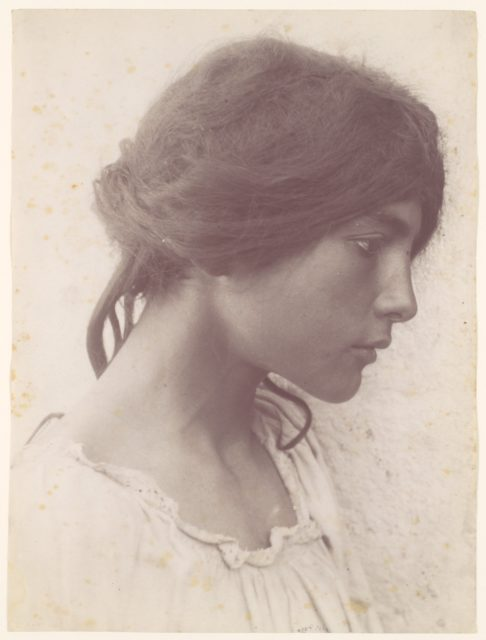 [Young Woman, Sicily, Italy]