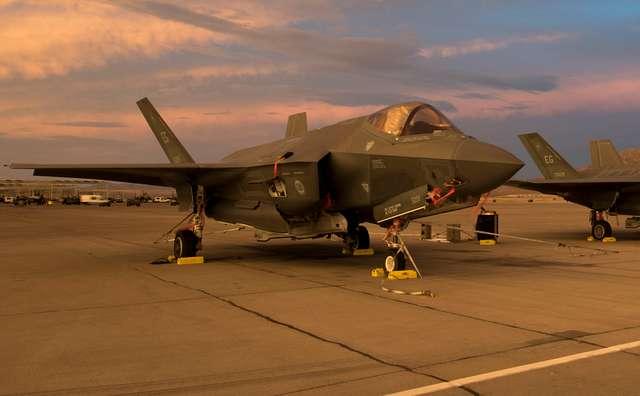 Lockheed Martin  F-35A Lightning IIs