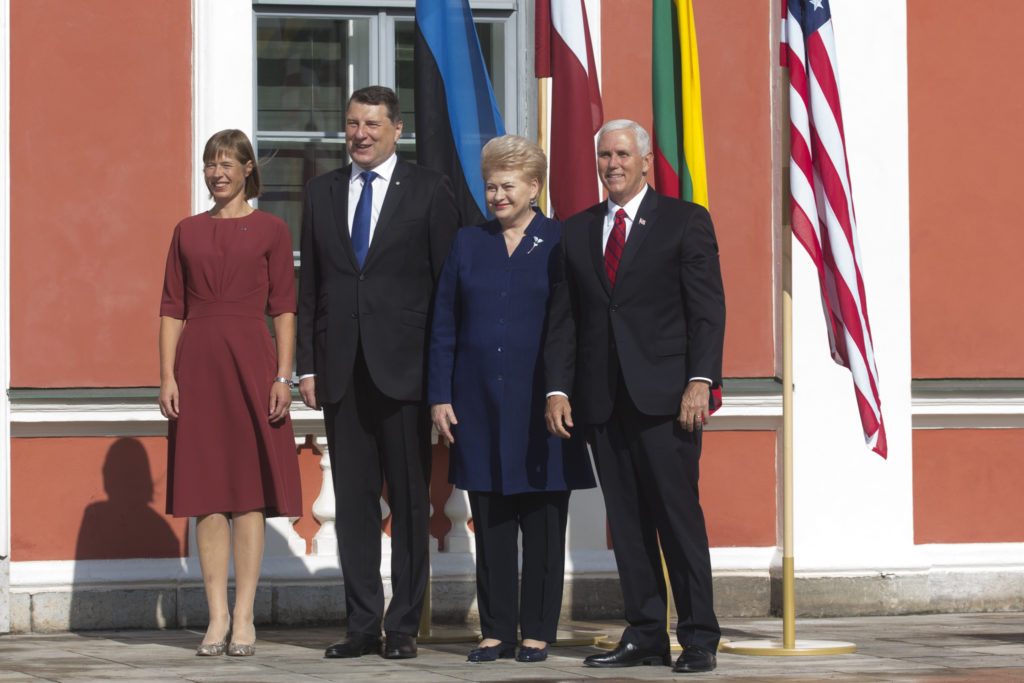 Vice President Pence's Trip to Europe