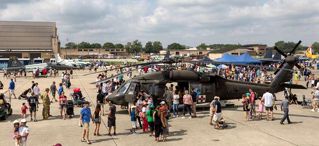 Andrews AFB Air Show Day