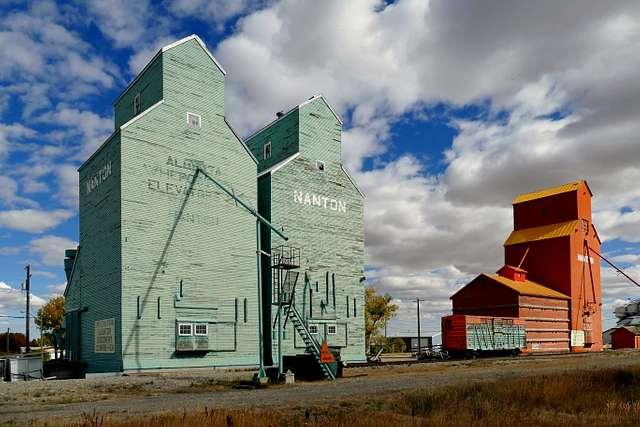 Prairie Sentinels – Nanton Alberta.