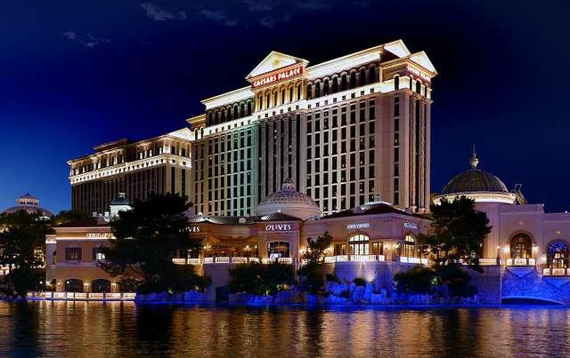 Caesars Palace Las Vegas.
