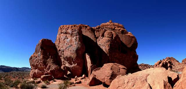 Valley of Fire State Park,Nevada,
