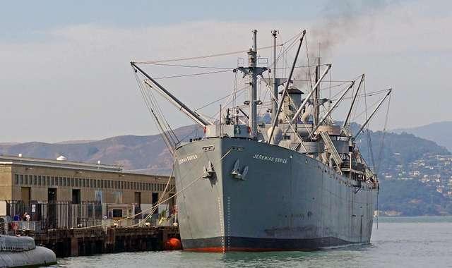 SS Jeremiah O'Brien.