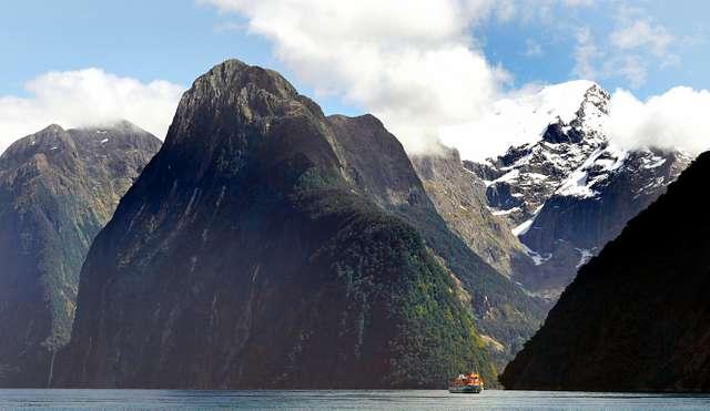 Milford Sound NZ.