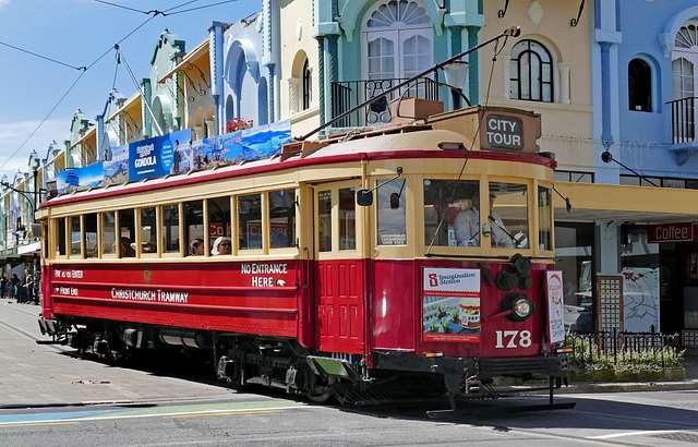 "Tram 178: ""The Brill"" Christchurch.NZ"
