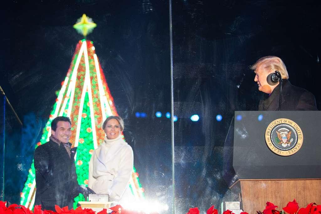 2018 National Christmas Tree Lighting