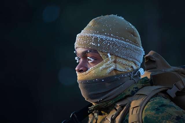 Frozen Fighter