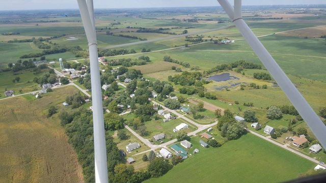 Aerial Pix of Sharpsville