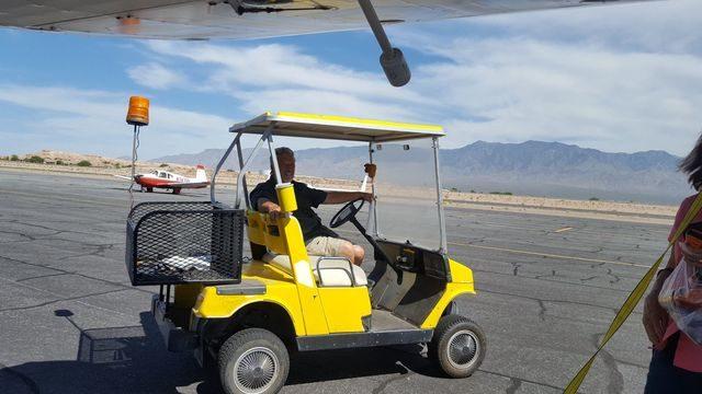 Airport Mgr, Mesquite AZ