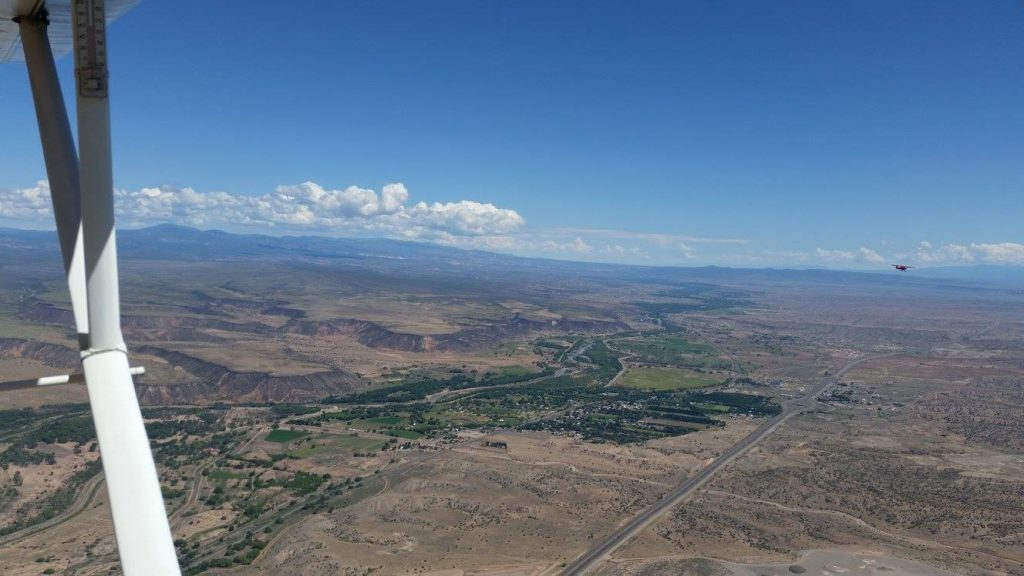Day 3 aahs_fl0010 Aerial view of Rio Grande river