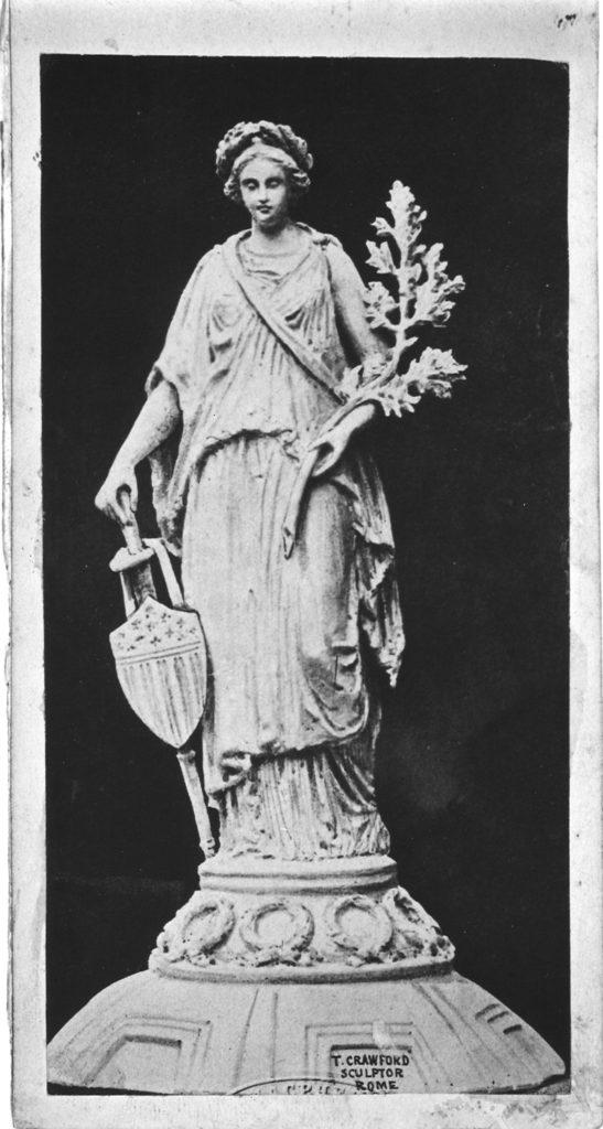 Original Design for Statue of Freedom