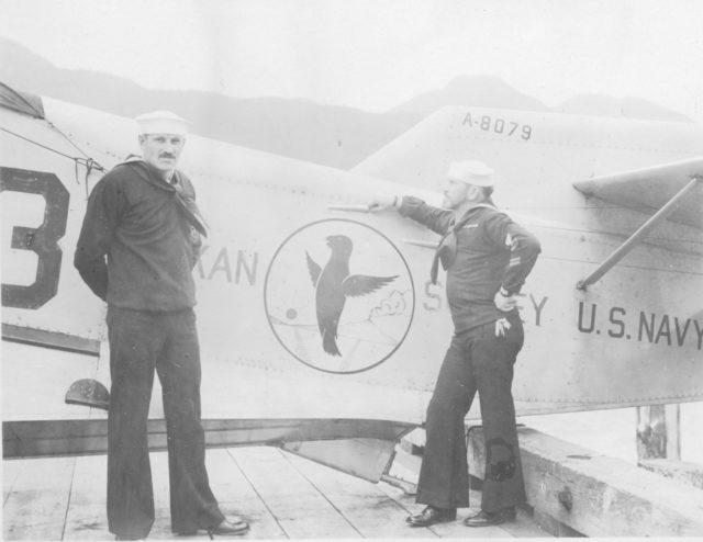 alaskan aerial survey loening seaplane