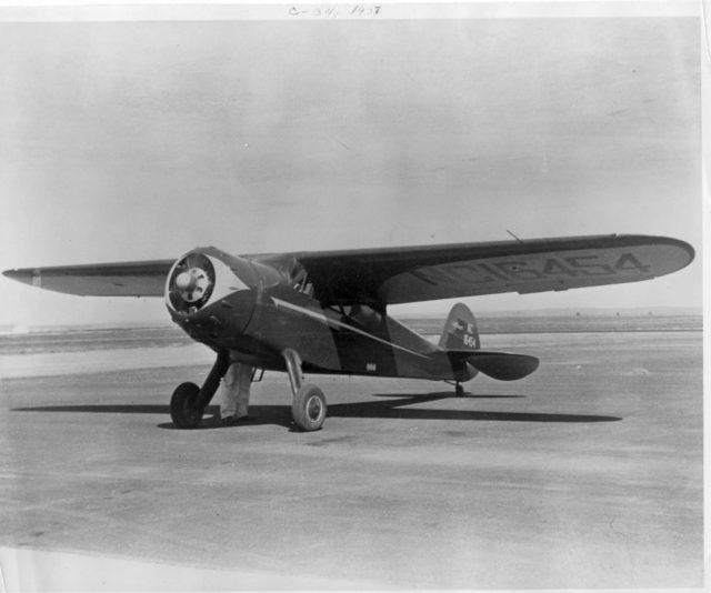 C-34, 1938 in Denver