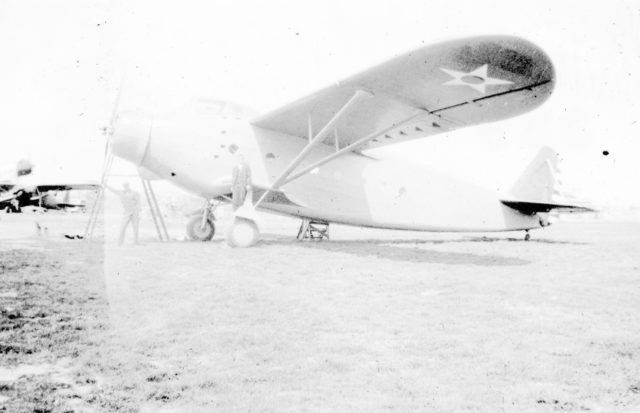 Fairchild XC-31