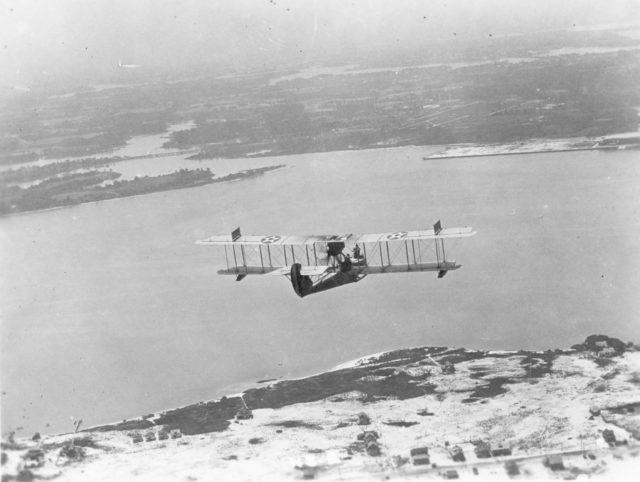 flying boat seaplane