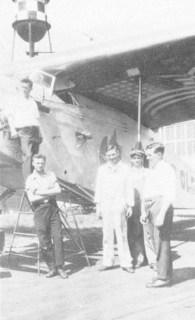 Fokker America F.7