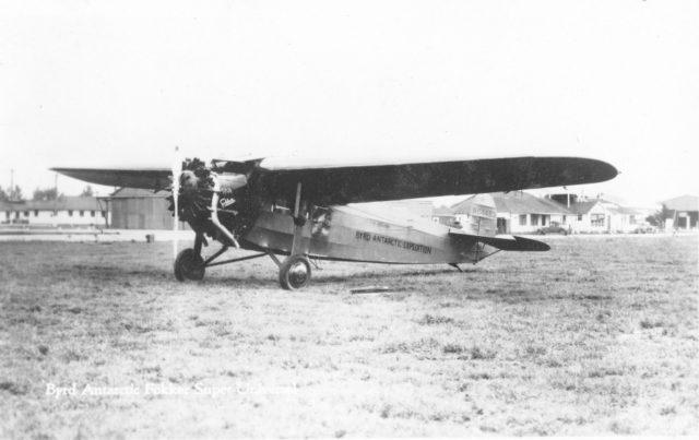 Fokker America F.8