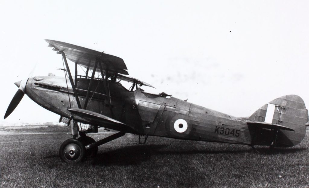 15_002584 Hawker Hart I SEDB K3045