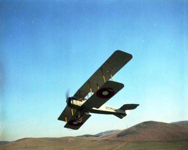 Curtiss JN-4D Frank Tallman collection Orange County c68