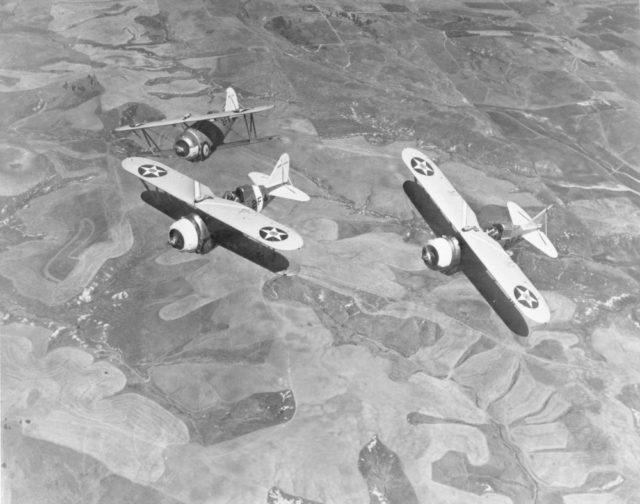 Grumman F2F-1 VF-2 NAS San Diego Jul39 (USN-mfr via RJF) 1