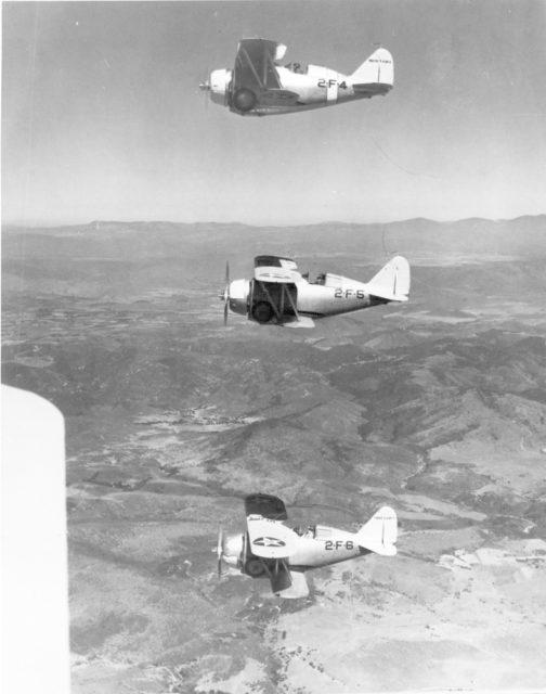 Grumman F2F-1 VF-2 NAS San Diego Jul39 (USN-mfr via RJF) 2