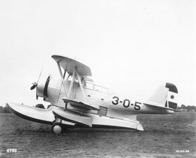 Grumman G-15 Argentina 30Oct39 mfr 6739 [GHC via RJF]