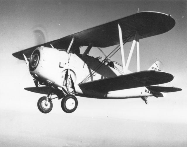 Grumman XF3F-1 9727 mfr [GHC via RJF]
