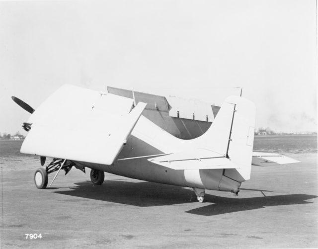 Grumman XF4F-4 1897 mfr 7904 [GHC via RJF]