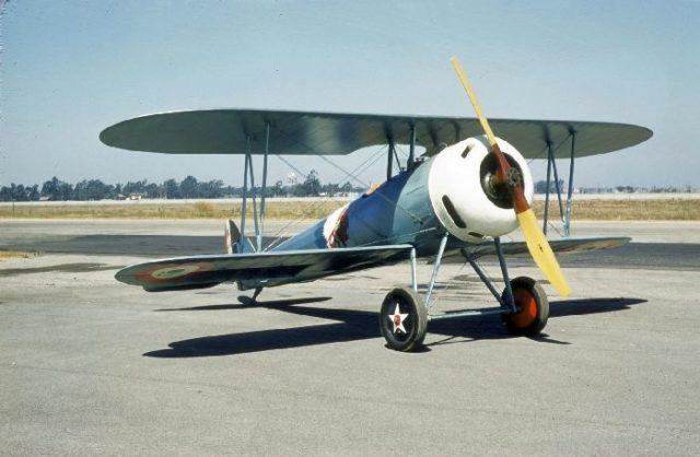 Nieuport 28, N4728V, Tallmantz Museum, Orange County Airport, Jack Canary 4