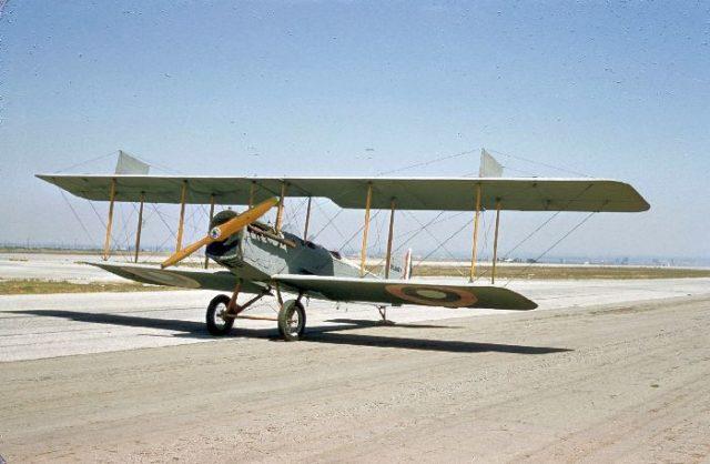 Standard J-1, 1598, A-190, N2826D, Tallmantz Museum, Orange County Airport, Jack Canary 1