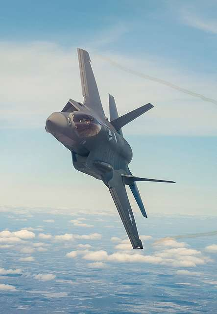 Lockheed Martin AW-1 (AW-01) First Flight Aerials