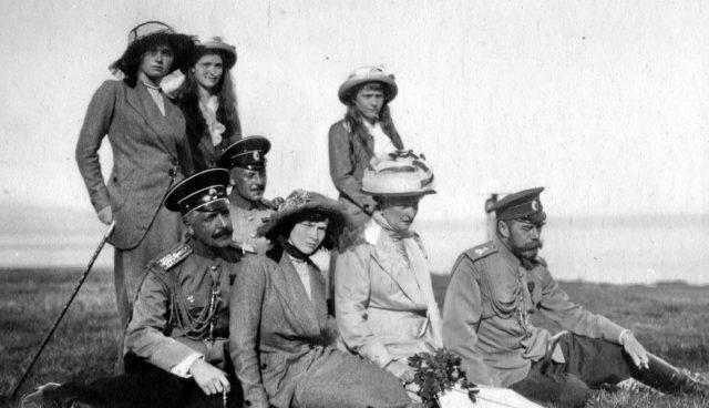 1914 . Livadia.