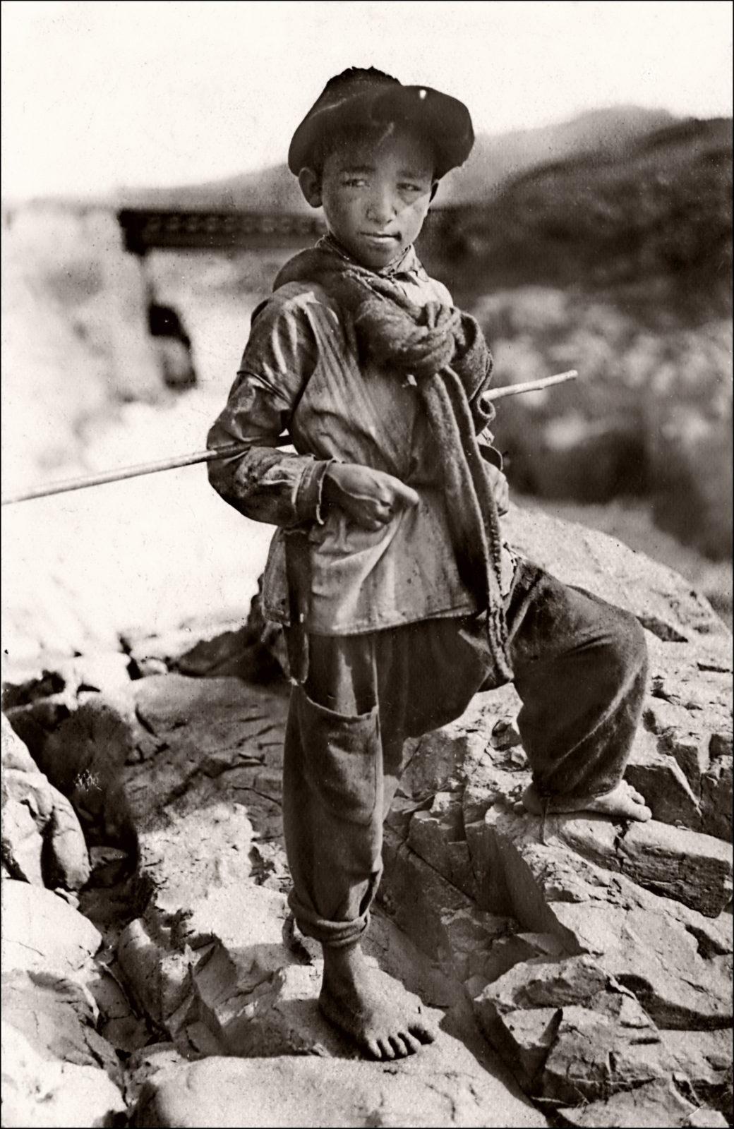 Circassian Boy