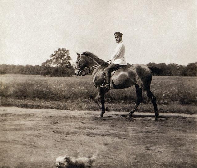 Emperor Nicholas II. 1898-1899.