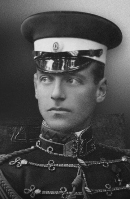 Grand Duke Mikhail Alexandrovich